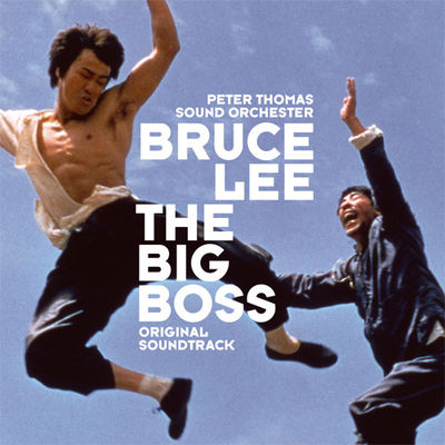 Peter Thomas Sound Orchester Bruce Lee The Big Boss Ost
