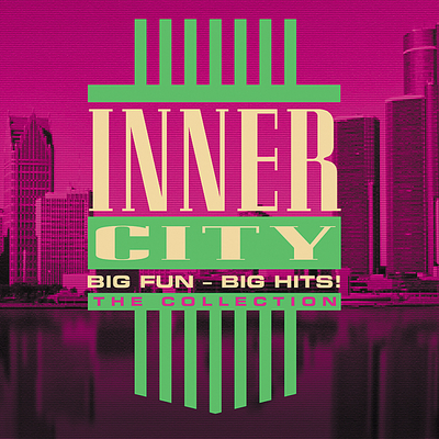 Inner City Big Fun Big Hits Bleep