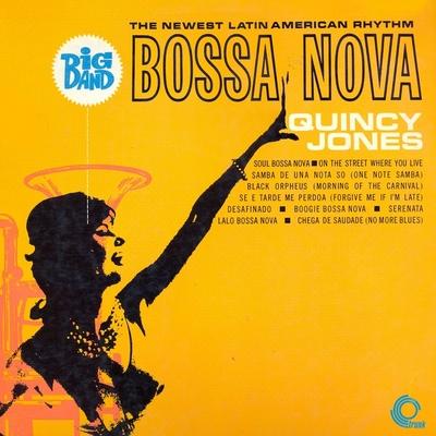 Quincy Jones Big Band Bossa Nova Remastered Bleep