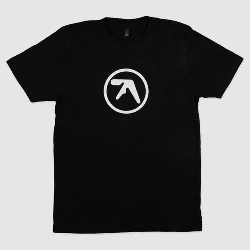 Aphex Twin - Aphex Logo Black T-Shirt  Bleep
