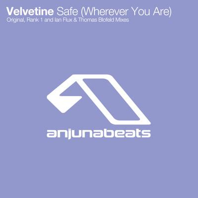 velvetine safe wherever you are rank 1 remix mp3