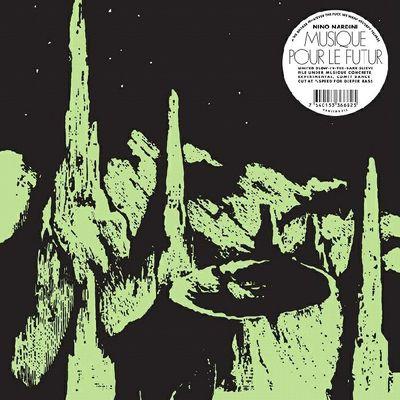 Nino Nardini Musique Pour Le Futur Vinyl Lp Bleep