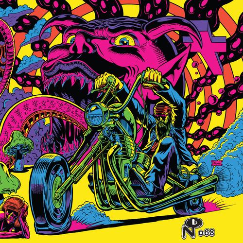 Various artists warfaring strangers acid nightmares for Best acid house albums