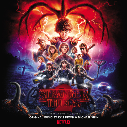Kyle Dixon & Michael Stein - Stranger Things 2 (A Netflix Original Series  Soundtrack)  Vinyl LP, CD  Bleep