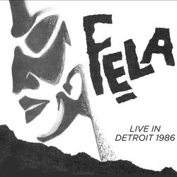 Live in Detroit (1986)
