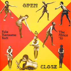 Open & Close (1971) / Afrodisiac (1972/1973)