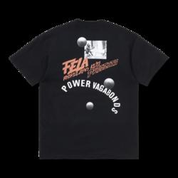 Power Vagabonds T-Shirt Black