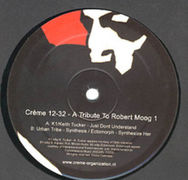 A Tribute To Robert Moog EP