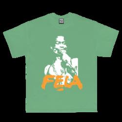 Microphone Short Sleeve T-Shirt Green