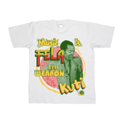 Music is the Weapon Short-Sleeve T-Shirt