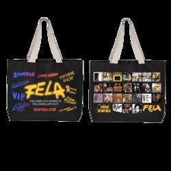 Fela x Online Ceramics Tote Bag