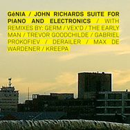 John Richards Suite for Piano and Electronics