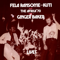 50th Anniversary: Live with Ginger Baker!