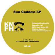 Dances With A Sun Goddess EP