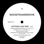 Matthew & Toby (Original/Four Tet Remix)