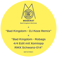 Bad Kingdom (DJ Koze Remix & Robag Wruhme Edit)