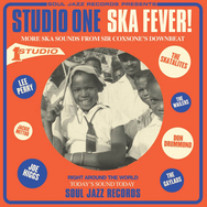 Studio One Ska Fever - More Ska Sounds From Sir Coxsone's Downbeat