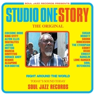 Soul Jazz Records Presents Studio One Story