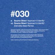 Approach & Identify (w/ Demdike Stare Remix)