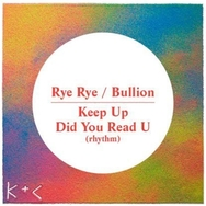 Keep Up / Did You Read U (Rhythm)
