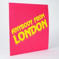 Anybody From London EP