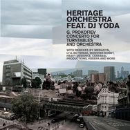 Heritage Orchestra feat. DJ Yoda - G. Prokofiev Concerto for Turntables