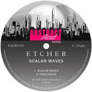 Etcher - Scalar Waves  Vinyl EP  Bleep