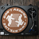 LIGHT TURNTABLE SLIPMAT