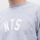 NTS X MLB BOSTON GREY L/S