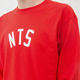NTS X MLB BOSTON RED L/S