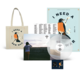 Unsigned LP + Poster + Tote + Pin Bundle