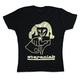Black / Gold Stereolab T-Shirt (Ladies Sizing)