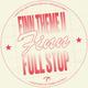 Finn Theme II / Full Stop - Single
