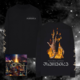 'Fire Is Coming' Black Long Sleeve T-shirt + Album Bundle
