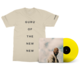 Let Love T-Shirt + LP Bundle