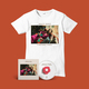 Karaoke Angel T-Shirt + CD Bundle