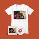 Karaoke Angel T-Shirt + CD Bundle
