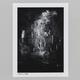 Corra Linn: 'matterfall to (010)' A3 Print
