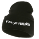 Fuck Yo Feelings Beanie
