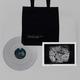 Corra Linn Vinyl + Tote + 'scar colour map' A4 Print