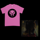 Pink T-Shirt + Album