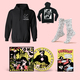 Bobby Merch Bundle (CD)