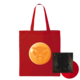 Dragonball Red Durag Tote + Red Vinyl Bundle