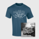Skam x Bleep T-Shirt + Album Bundle