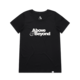 Above & Beyond Women's Logo T-Shirt - Black