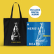 A Hero's Death Album + Tote Bundle