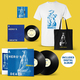 "Deluxe: ""A Hero's Bundle"" with T-shirt (White)"