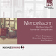 Mendelssohn: Octet, Op. 20 & Romance Sans Paroles