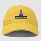 Sorceress Golden Witch's Cap