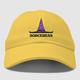 Sorceress Golden Witch's Cap